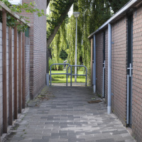 Eerste Heesterhof | Jan van der Spree