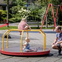 Speelplaats tot 12 jaar | Lex Stoltenborgh
